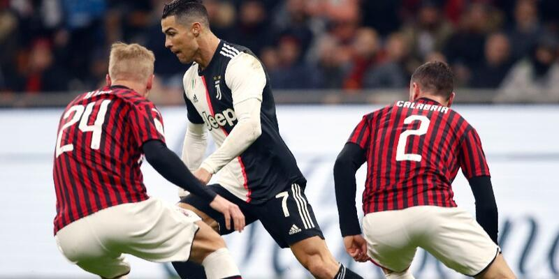 Milan 1-1 Juventus MAÇ ÖZETİ
