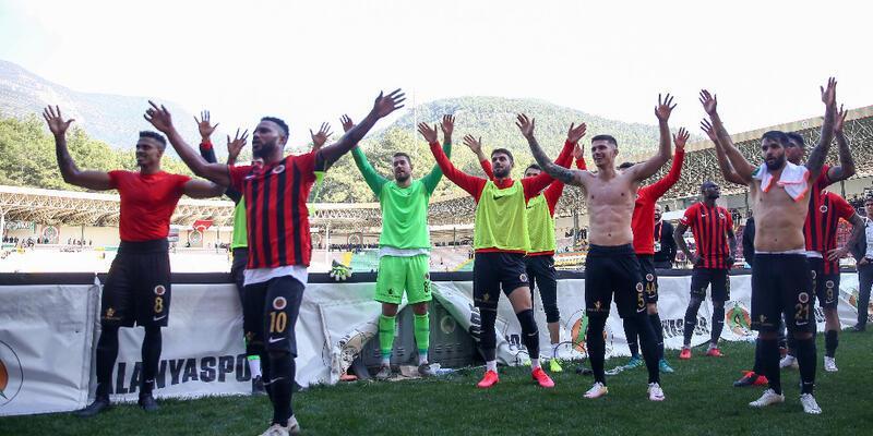 Bogdan Stancu golle döndü