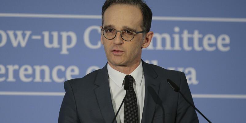 Almanya Dışişleri Bakanı'ndan 'Libya' açıklaması