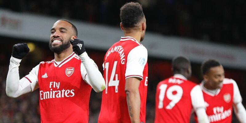 Arsenal sahasında 4 gol attı