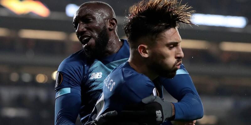 Moussa Marega'ya iğrenç saldırı