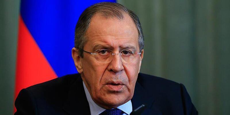 Lavrov: Türk ve Rus askeri yetkililer karşılıklı anlayış içerisinde