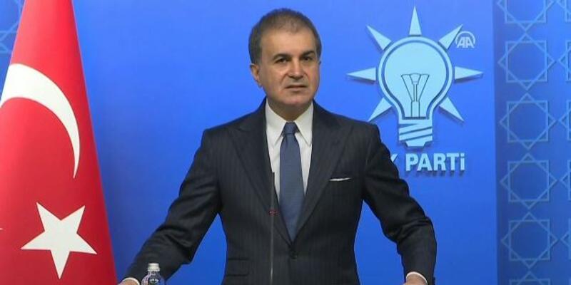 AK Parti Sözcüsü Çelik: Ateşkes ihlalleri 20 bin civarına ulaşmıştır