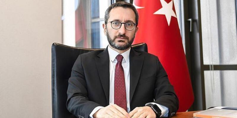 İletişim Başkanı Altun'dan, YİK toplantısına ilişkin açıklama
