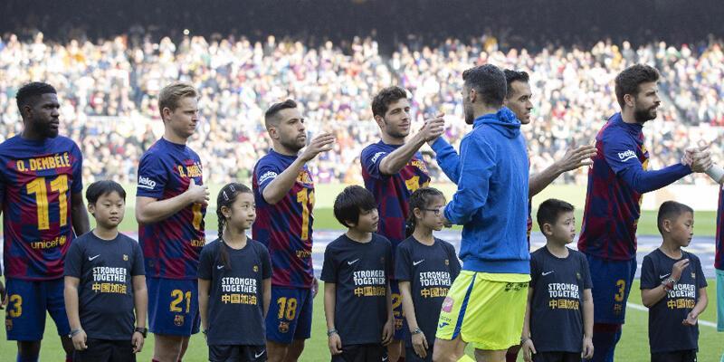 Barcelona'dan açıklama: Karalama kampanyası