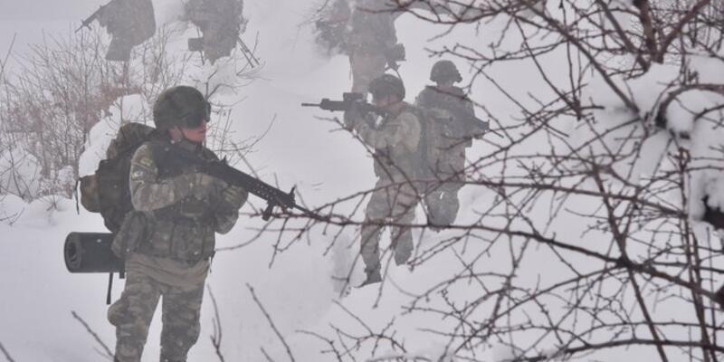 Kuzey Irak'ta 4 PKK'lı etkisiz hale getirildi