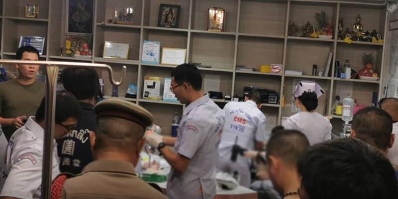 Tayland'da silahlı saldırgan AVM'de etrafa ateş açtı: 1 ölü, 10 yaralı
