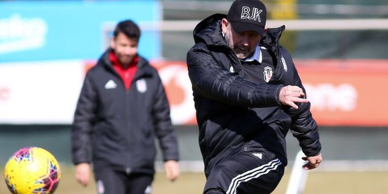 Beşiktaş Ljajic'ten yoksun çalıştı
