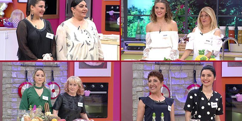 Gelinim Mutfakta yarışmacılarının şoke eden değişimleri