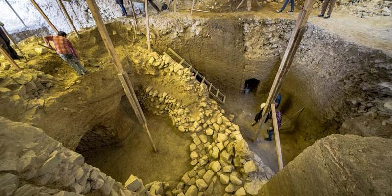 Safranbolu'da bulunan 20 antik mezar ilk kez sergilenecek