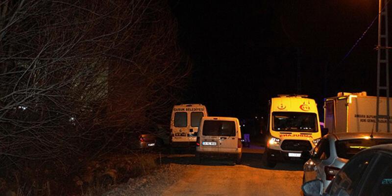 Ankara'da iş insanının cesedi çiftlik evinde bulundu