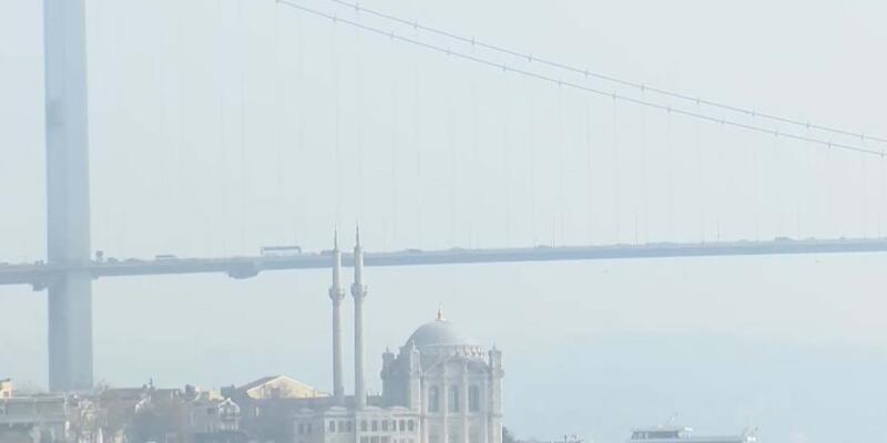 Kartal, Esenyurt ve Fatih'te hava kirliliği zirve yaptı