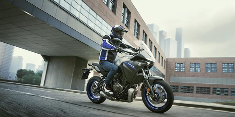 Yamaha'da yenilikler tamgaz