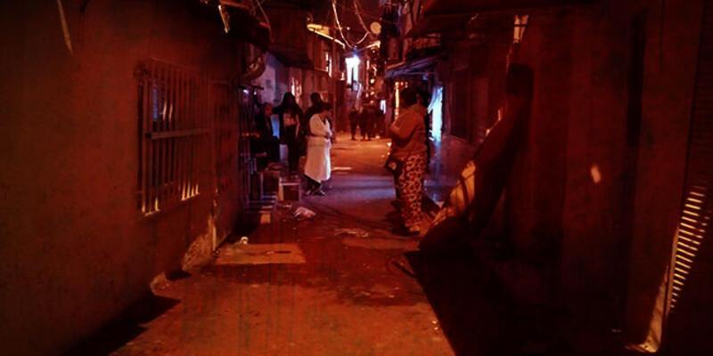 16 yaşındaki çocuk, sokak ortasında dehşet saçtı