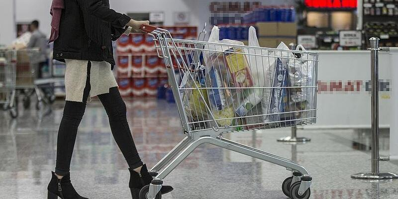 Tüketici güven endeksi yüzde 2.7 düşüşle 57.3'e geriledi