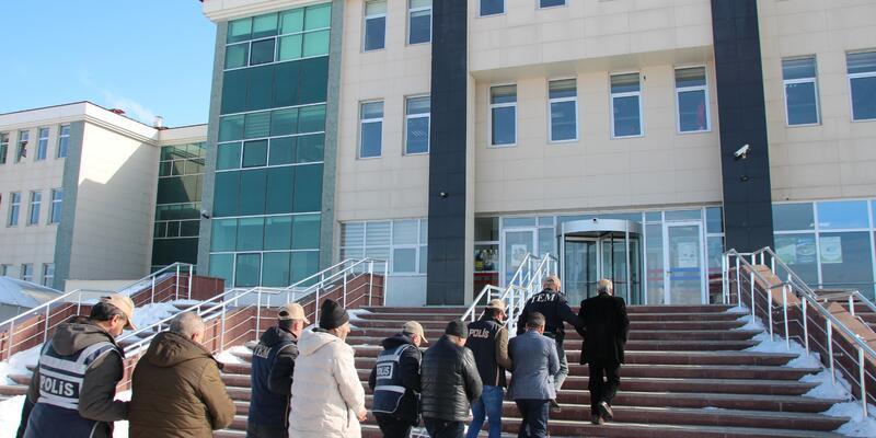 Kars'taki PKK/KCK operasyonunda 2 kişi tutuklandı