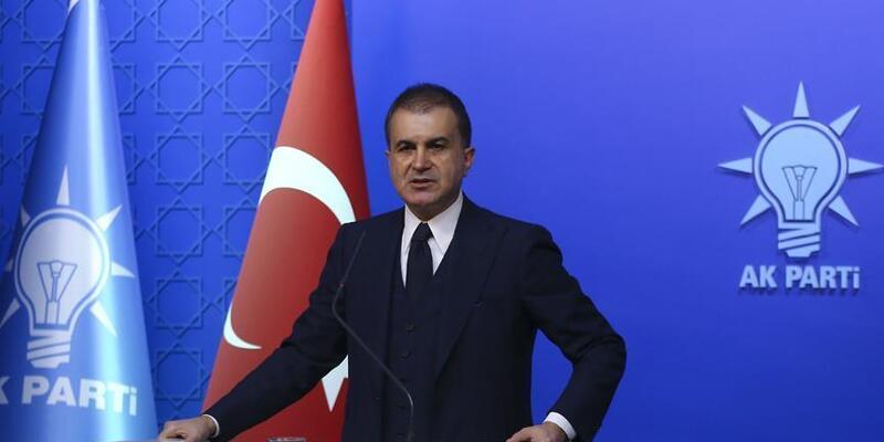 AK Parti Sözcüsü Ömer Çelik'ten Almanya'daki saldırıyla ilgili açıklama