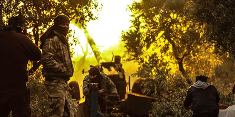 Son dakika... Ilımlı askeri muhalifler İdlib'in güneyinde operasyon başlattı