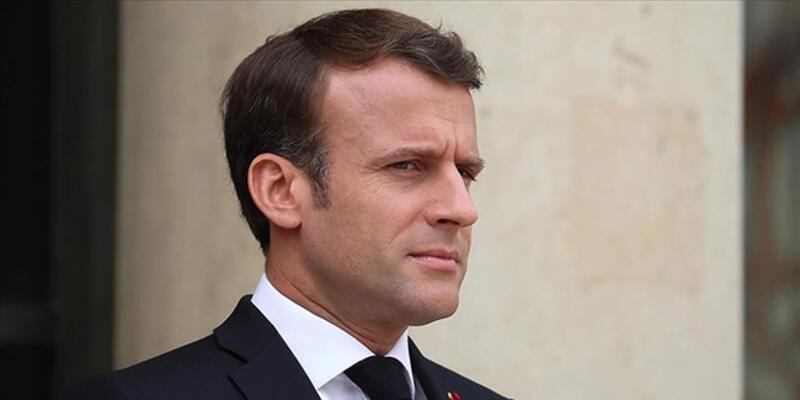 Son dakika... Fransa Cumhurbaşkanı Macron'dan Esad rejimine kınama
