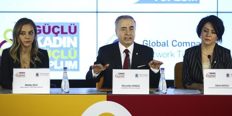 Galatasaray, Birleşmiş Milletler Küresel İlkeler Sözleşmesi'ni imzaladı