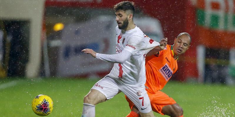 Antalyaspor'dan milli rekor