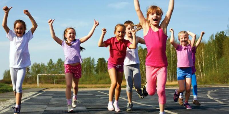 Spor yapan çocuklar daha başarılı oluyor