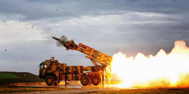 MSB: 21 rejim hedefi tahrip edilmiştir