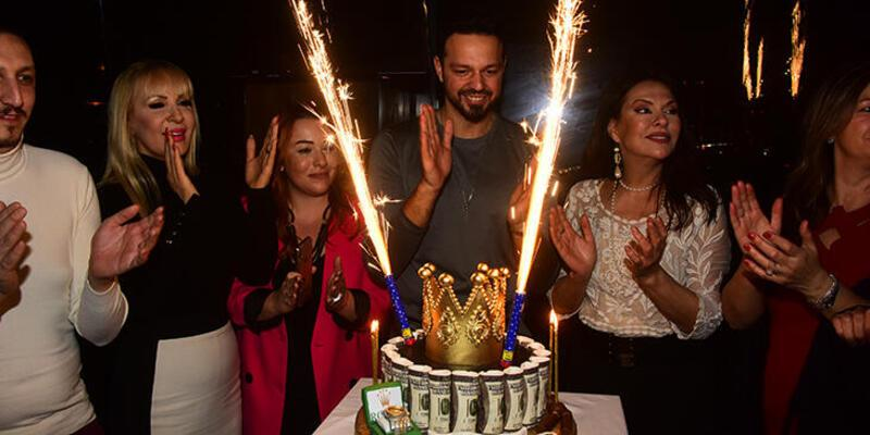 Çağlayan Topaloğlu'na sürpriz doğum günü