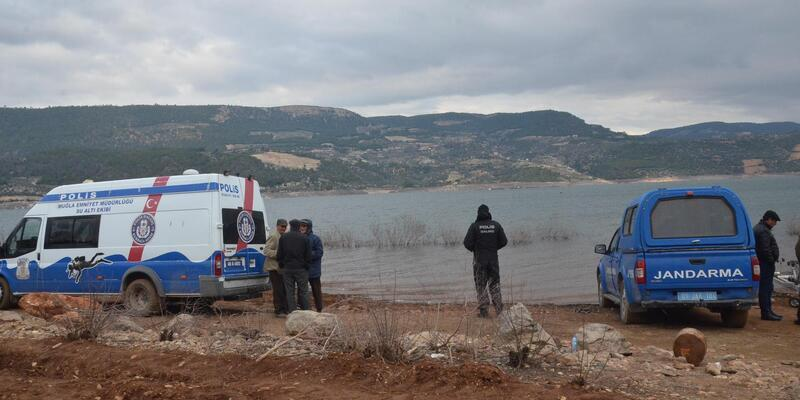 Kayıp balıkçıyı arama çalışmalarında 8. gün