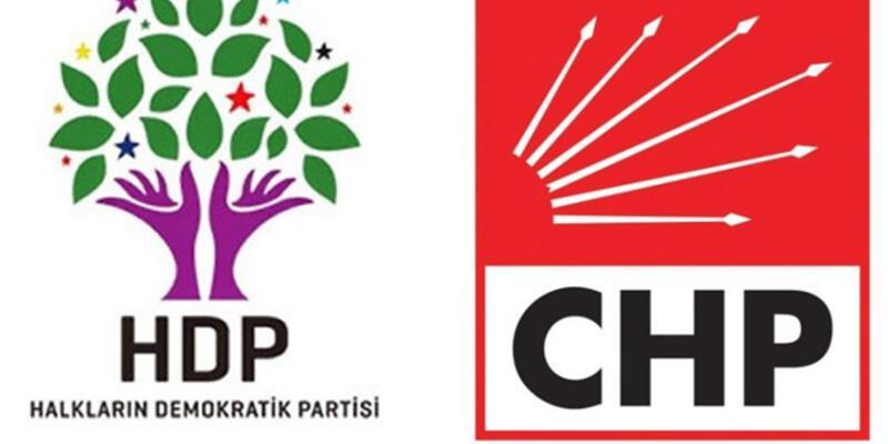 HDP'nin 'şeffaf ittifak' açıklamasına CHP'li Salıcı'dan yanıt