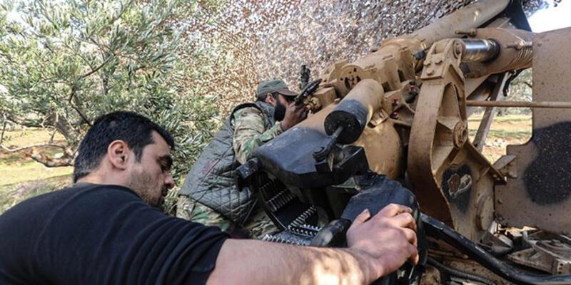 İdlib'e bağlı Neyrab köyü muhaliflerin kontrolüne girdi
