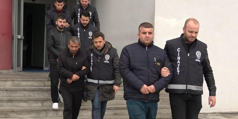 Otogardaki silahlı valiz kavgasına 8 tutuklama