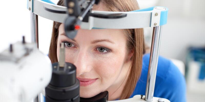 Göz tansiyonunda düzenli kontrol önemli