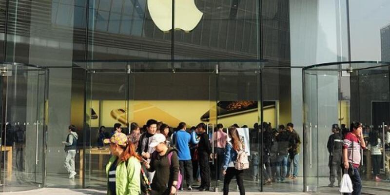 Apple Çin'de kapattığı 29 mağazasını açtı