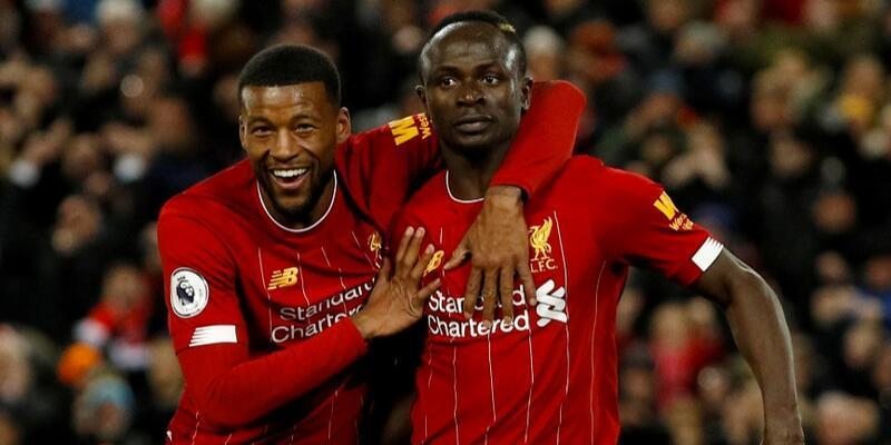Liverpool yenilgiden geri döndü
