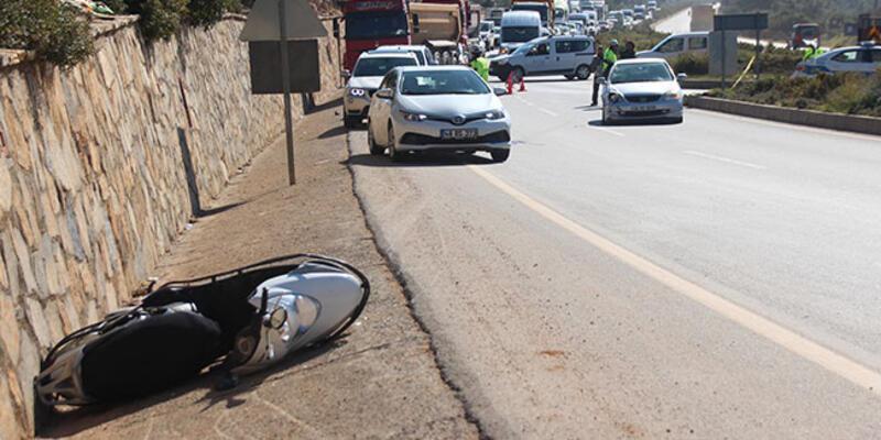 80 yaşındaki sürücü hayatını kaybetti