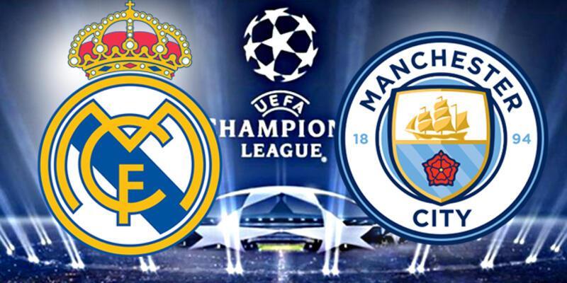 ŞL Real Madrid Manchester City maçı ne zaman, saat kaçta, hangi kanalda?