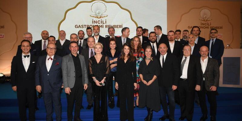 İncili Gastronomi Rehberi 'İNCİ' kazanan restoranları açıkladı