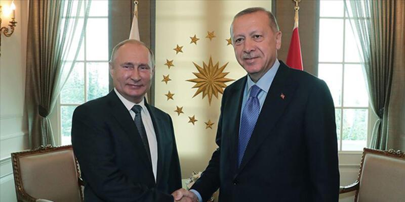 Putin'den Erdoğan'a doğum günü tebriği