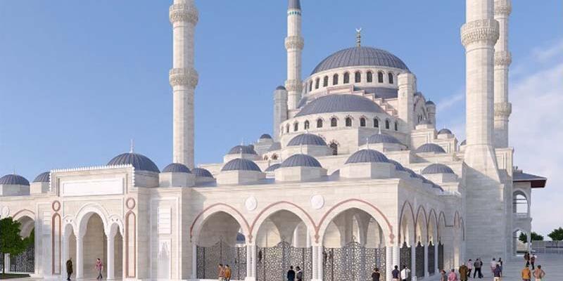 Levent Camisi inşaatına başlandı