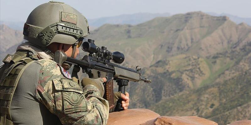 Münbiç'te 7 PKK/YPG'li terörist etkisiz hale getirildi