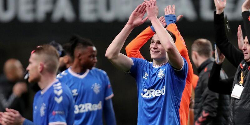 Ianis Hagi penaltı kaçırdı Rangers turladı