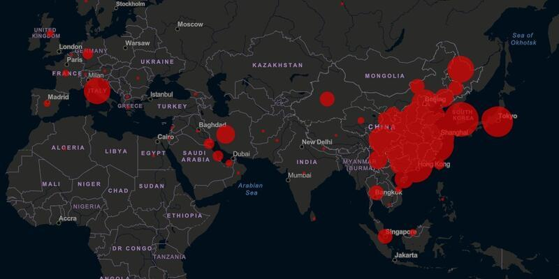 Koronavirüs kabusunda ülke ülke son durum ne? - Son Dakika Dünya ...