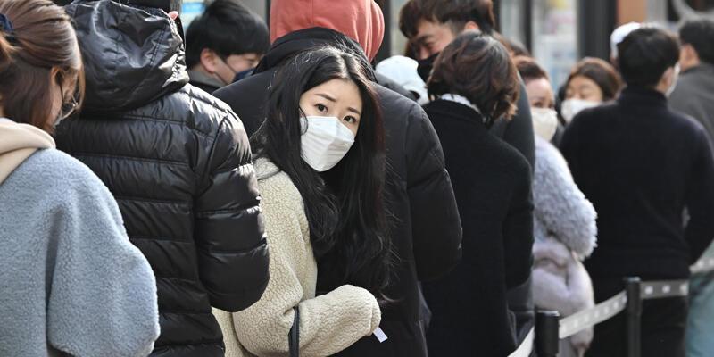 Son dakika... Güney Kore'de 171 yeni koronavirüs vakası