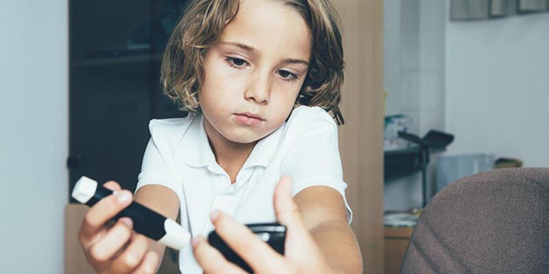 Çocuklarda şeker hastalığı sinsi başlar