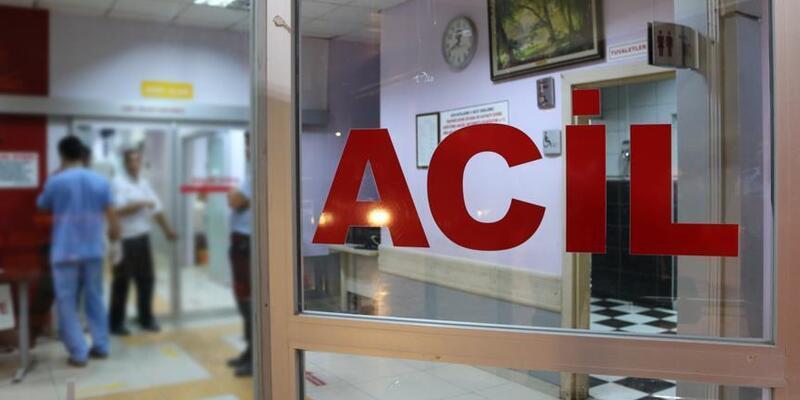Erzincan'da bir kişi yüksek ateş şikayetiyle tedavi altına alındı
