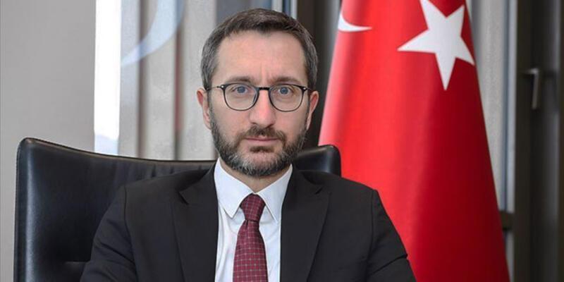 """İletişim Başkanı Altun'dan """"İdlib"""" değerlendirmesi"""