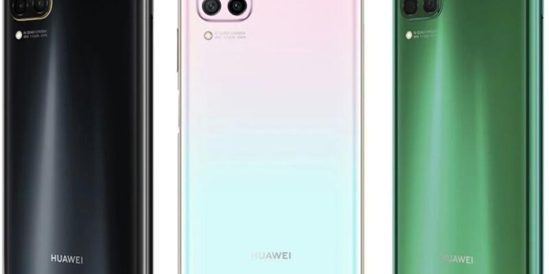 Uygun fiyatlı dört kameralı Huawei P40 Lite ortaya çıktı