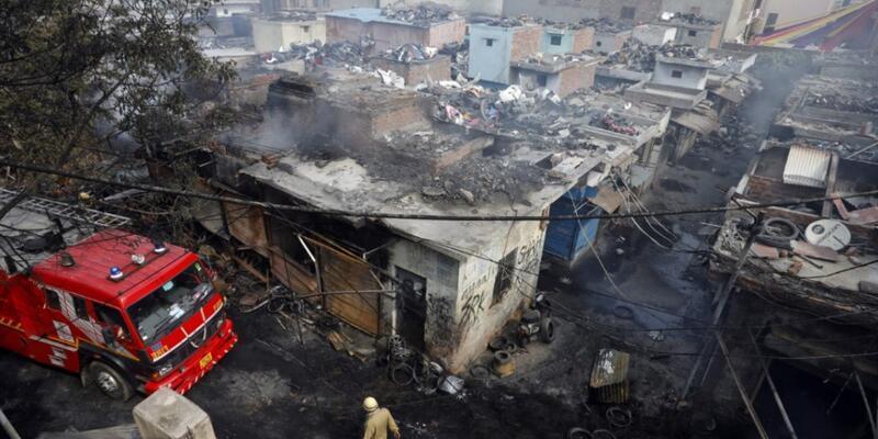 Hindistan'daki protestolarda 5 günde 37 sivil öldü