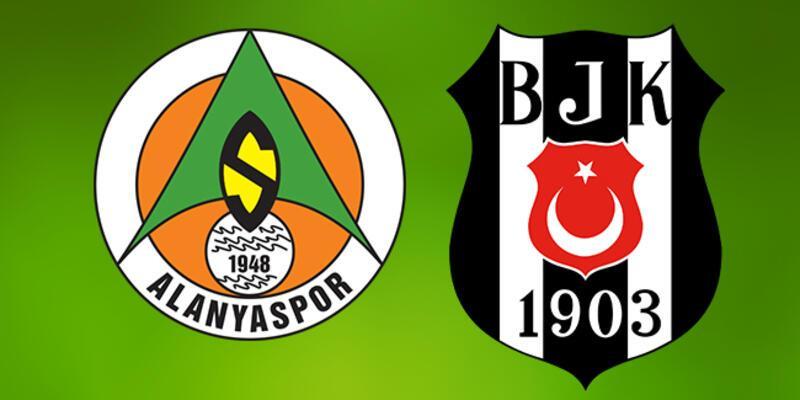 Alanyaspor Beşiktaş maçı saat kaçta? Alanya BJK maçı ne zaman?